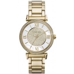 Buy Michael Kors Ladies Watch Catlin MK3332 Mother of Pearl