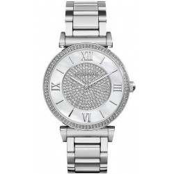 Buy Michael Kors Ladies Watch Catlin MK3355 Mother of Pearl