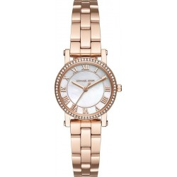 Michael Kors Ladies Watch Petite Norie MK3558 Mother of Pearl