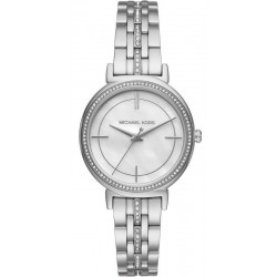 Buy Michael Kors Ladies Watch Cinthia MK3641 Mother of Pearl