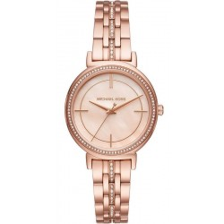 Buy Michael Kors Ladies Watch Cinthia MK3643 Mother of Pearl