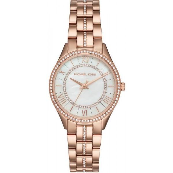 Buy Michael Kors Ladies Watch Lauryn MK3716 Mother of Pearl