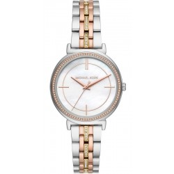Buy Michael Kors Ladies Watch Cinthia MK3927 Mother of Pearl