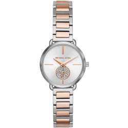 Michael Kors Ladies Watch Petite Portia MK4453