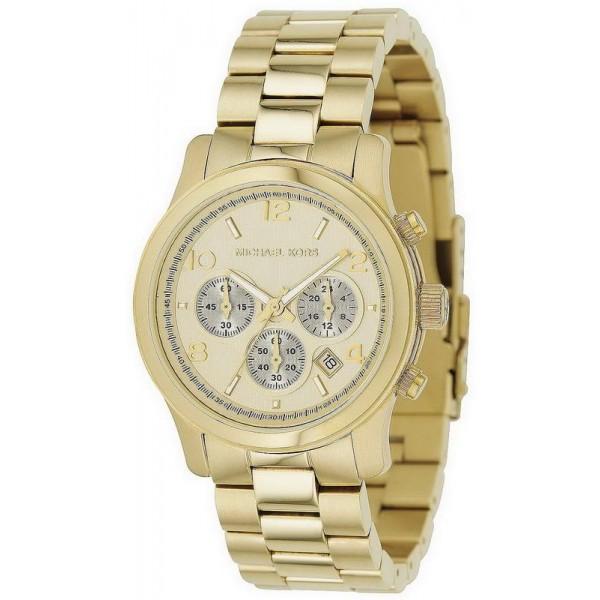Buy Michael Kors Ladies Watch Runway MK5055 Chronograph