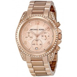 Buy Michael Kors Ladies Watch Blair MK5263 Chronograph