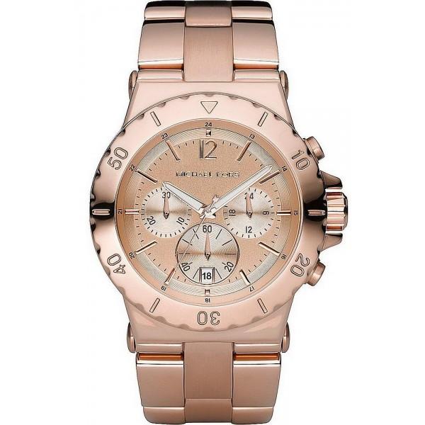 Buy Michael Kors Ladies Watch Dylan MK5314 Chronograph