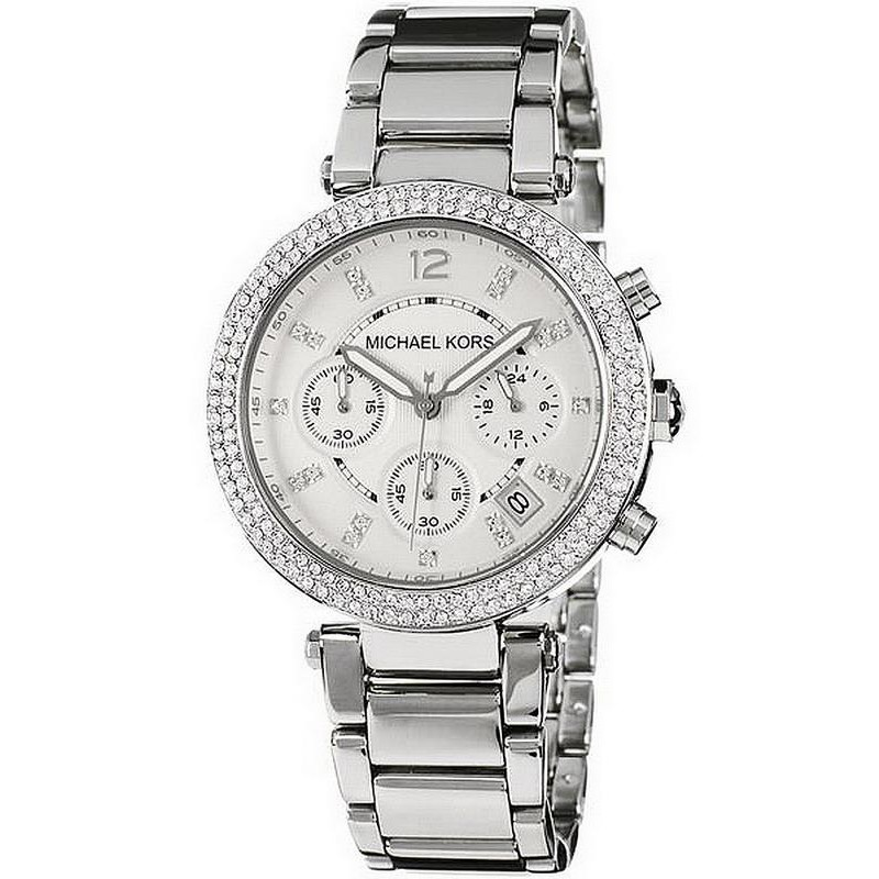 75e15820d7431 Michael Kors Ladies Watch Parker MK5353 Chronograph - Crivelli Shopping