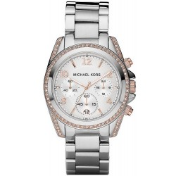 Buy Michael Kors Ladies Watch Blair MK5459 Chronograph