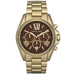 Buy Michael Kors Unisex Watch Bradshaw MK5502 Chronograph