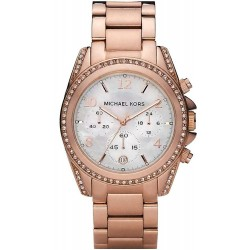 Buy Michael Kors Ladies Watch Blair MK5522 Chronograph