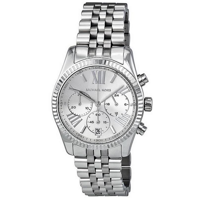 691277c3c509 Michael Kors Unisex Watch Lexington MK5555 Chronograph - Crivelli ...