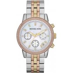 Michael Kors Ladies Watch Cinthia MK2662 Mother of Pearl