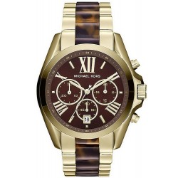 Buy Michael Kors Ladies Watch Bradshaw MK5696 Chronograph