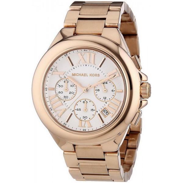 Buy Michael Kors Ladies Watch Camille MK5757 Chronograph