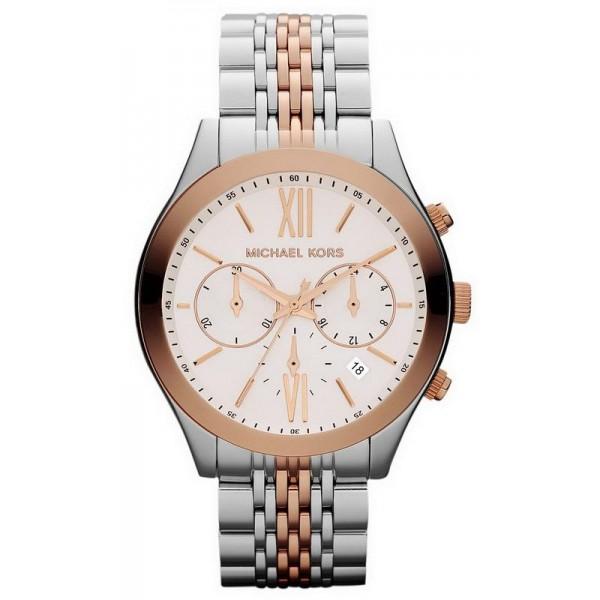 Buy Michael Kors Ladies Watch Brookton MK5763 Chronograph