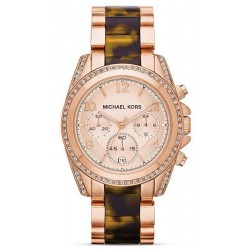 Buy Michael Kors Ladies Watch Blair MK5859 Chronograph