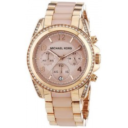 Buy Michael Kors Ladies Watch Blair MK5943 Chronograph