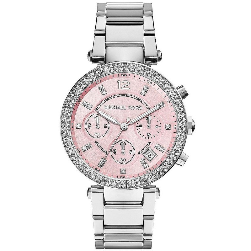 a78294b24239 Michael Kors Ladies Watch Parker MK6105 Chronograph - Crivelli Shopping
