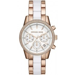 Michael Kors Ladies Watch Ritz MK6324 Chronograph