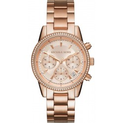 Michael Kors Ladies Watch Ritz MK6357 Chronograph
