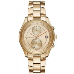 Buy Michael Kors Ladies Watch Briar MK6464 Chronograph