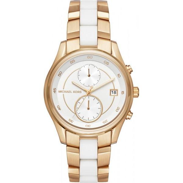 Buy Michael Kors Ladies Watch Briar MK6466 Chronograph