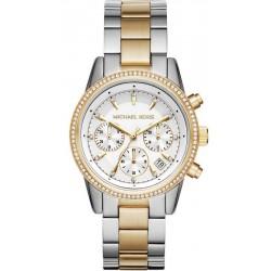 Michael Kors Ladies Watch Ritz MK6474 Chronograph