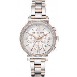 Michael Kors Ladies Watch Sofie MK6558 Chronograph