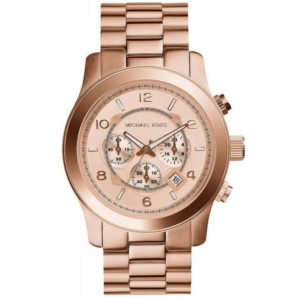 Buy Michael Kors Men's Watch Runway MK8096 Chronograph