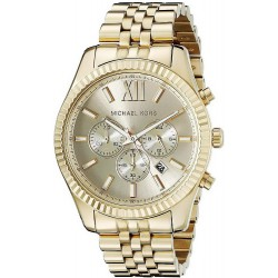 Buy Michael Kors Men's Watch Lexington MK8281 Chronograph