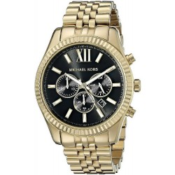 Buy Michael Kors Men's Watch Lexington MK8286 Chronograph