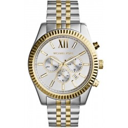 Buy Michael Kors Men's Watch Lexington MK8344 Chronograph