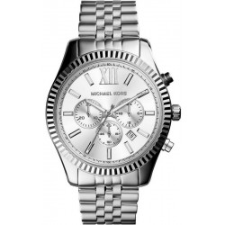 Buy Michael Kors Mens Watch Lexington MK8405 Chronograph