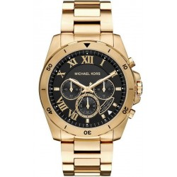 Buy Michael Kors Men's Watch Brecken MK8481 Chronograph