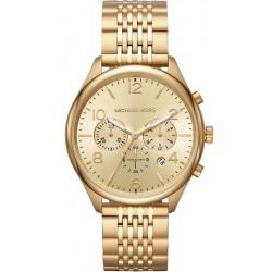 Buy Michael Kors Men's Watch Merrick MK8638 Chronograph
