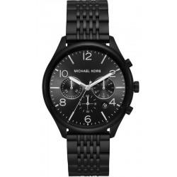 Buy Michael Kors Men's Watch Merrick MK8640 Chronograph