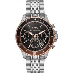 Buy Michael Kors Mens Watch Bayville MK8725 Chronograph
