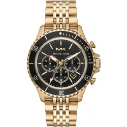 Buy Michael Kors Mens Watch Bayville MK8726 Chronograph