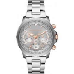 Buy Michael Kors Mens Watch Cortlandt MK8754 Chronograph