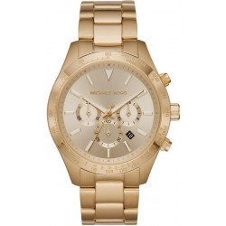 Buy Michael Kors Mens Watch Layton MK8782 Chronograph