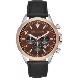 Buy Michael Kors Mens Watch Gage MK8786 Chronograph