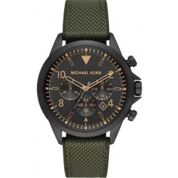 Buy Michael Kors Mens Watch Gage MK8788 Chronograph
