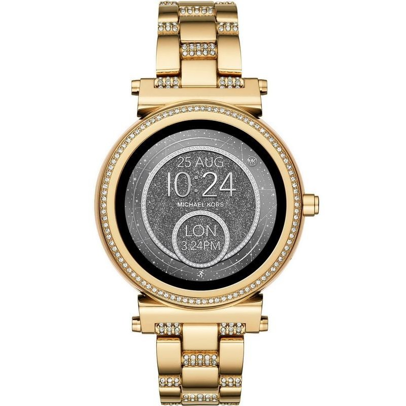Michael Kors Access Ladies Watch Sofie Mkt5023 Smartwatch Crivelli