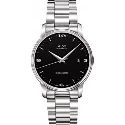 Mido Men's Watch Baroncelli III COSC Chronometer Automatic M0104081105190