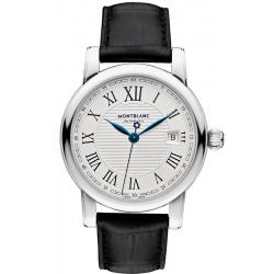 Buy Montblanc Star Date Automatic Men's Watch 107114