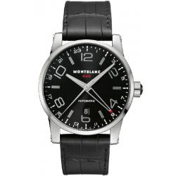 Buy Montblanc TimeWalker GMT Automatic Men's Watch 36065