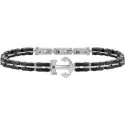 Morellato Men's Bracelet Ceramic SACU10 Anchor