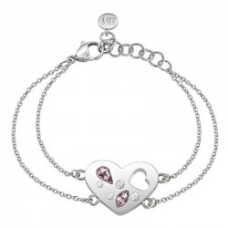 Buy Morellato Ladies Bracelet Allegra SAKR08 Heart