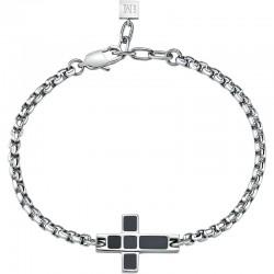 Buy Morellato Men's Bracelet Motown SALS10 Cross